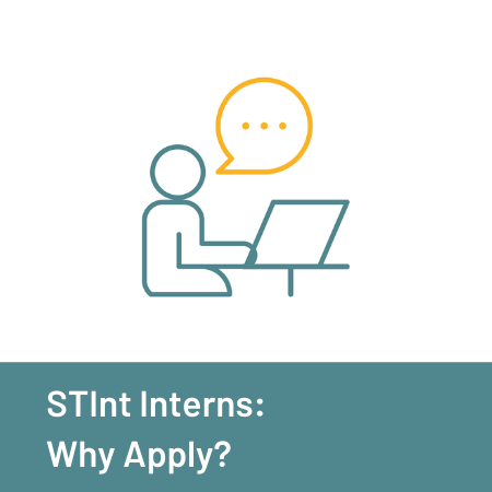 STInt Interns: Why Apply?