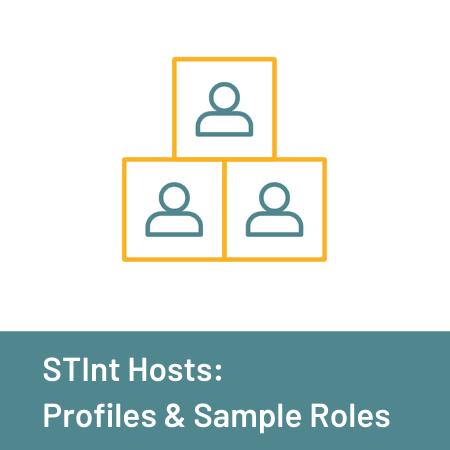 STInt Hosts: Profiles & Sample Roles